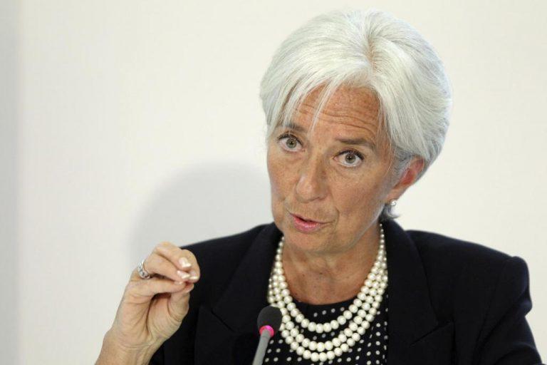 Λαγκάρντ: Το ΔΝΤ πρέπει να εξετάσει όλες τις επιλογές για την Ελλάδα | Newsit.gr