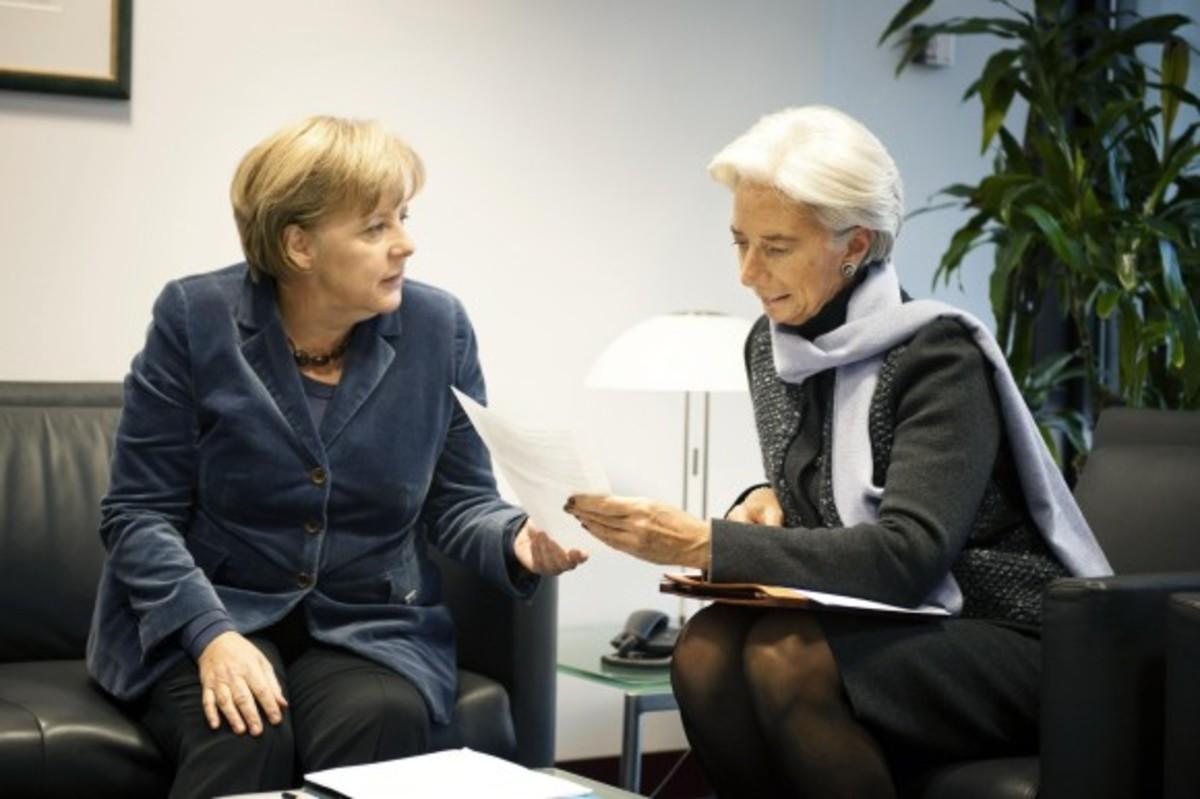 Δεν πάει για πρόεδρος της Γαλλίας η Λαγκάρντ   Newsit.gr