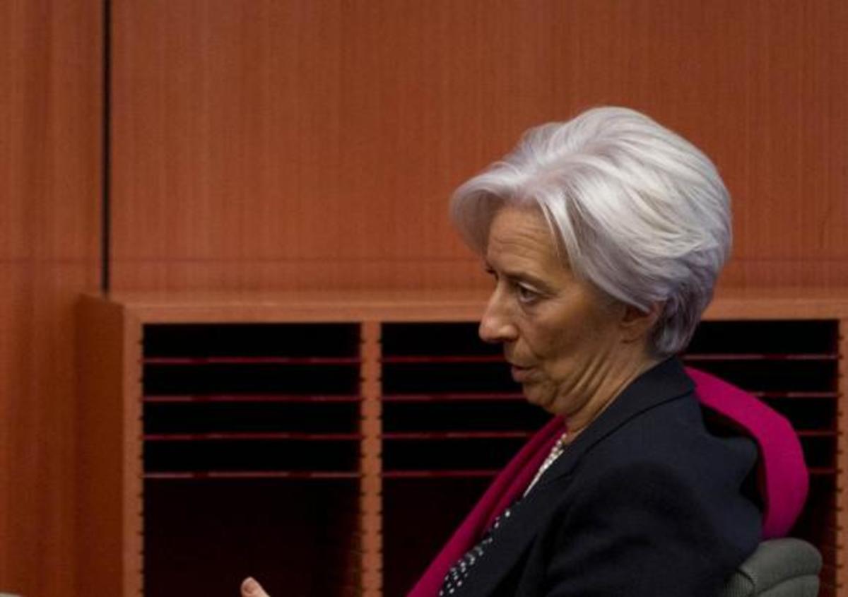 Λαγκάρντ: Η συμφωνία «αντιμετωπίζει το βασικό πρόβλημα του τραπεζικού συστήματος» | Newsit.gr