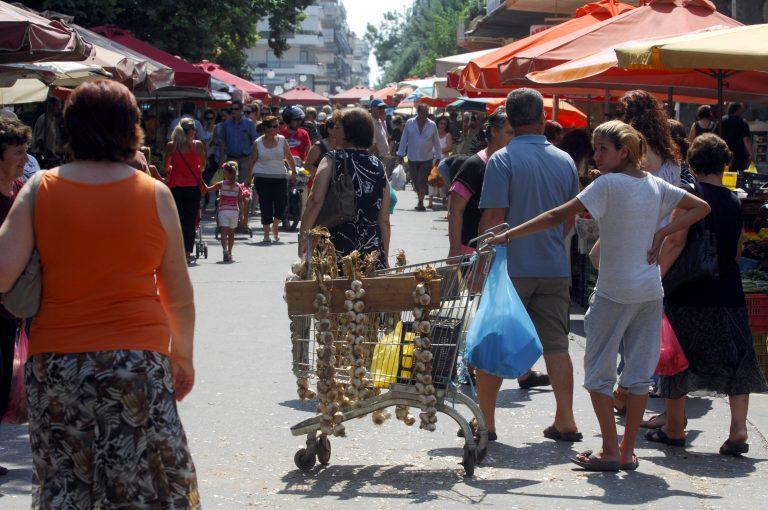 Έκαναν παράνομα ελέγχους σε λαϊκή στο Μεσολόγγι | Newsit.gr