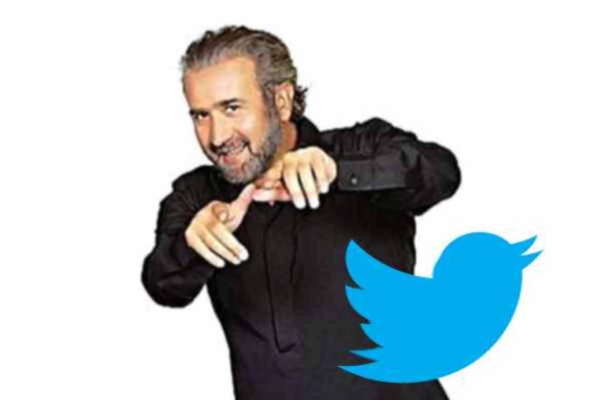 Αναστάτωση στο Twitter με τον Λάκη Λαζόπουλο! | Newsit.gr