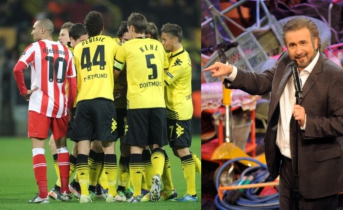 Ο Λάκης γελάει με το Champions League | Newsit.gr