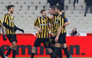 Η ΑΕΚ συμφώνησε με Λαμπρόπουλο – Μπακάκη