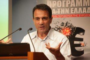 """""""Να αλλάξει στρατηγική ο ΣΥΡΙΖΑ"""" – Επιμένει στη δραχμή ο Λαπαβίτσας"""