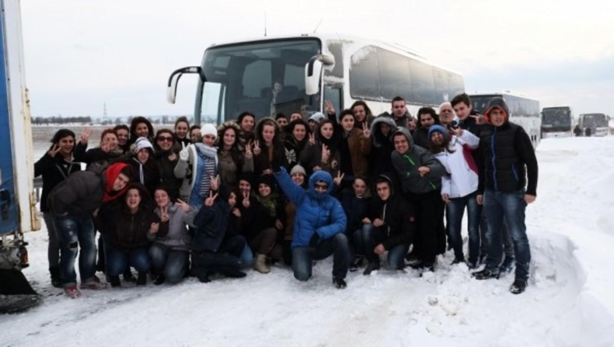 Αυτοί είναι οι μαθητές που εγκλωβίστηκαν στην Ουγγαρία (ΦΩΤΟ)   Newsit.gr
