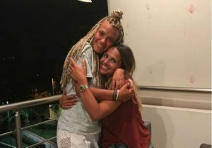 Survivor: Ξανά μαζί Λάουρα Νάργες και Σόφη Πασχάλη [pic]