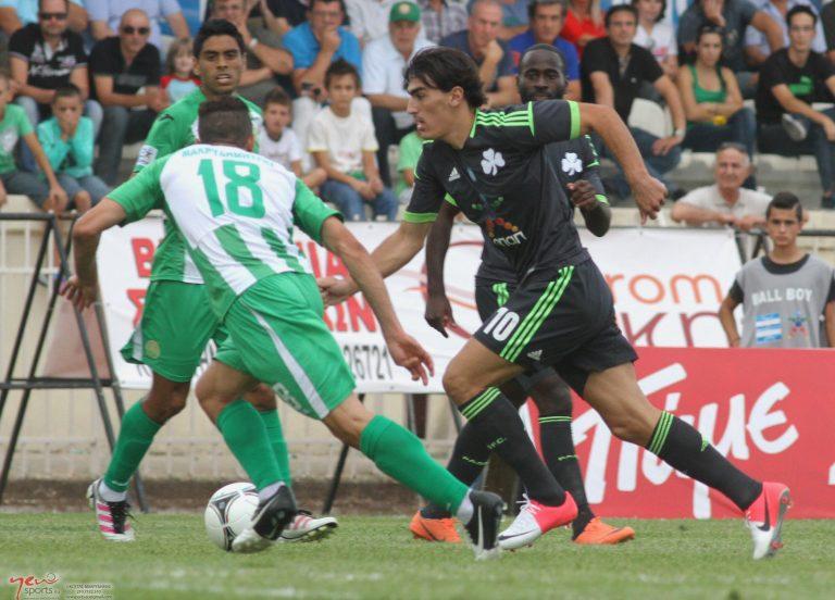 ΤΕΛΙΚΟ: Πανθρακικός – Παναθηναϊκός 1-0 | Newsit.gr