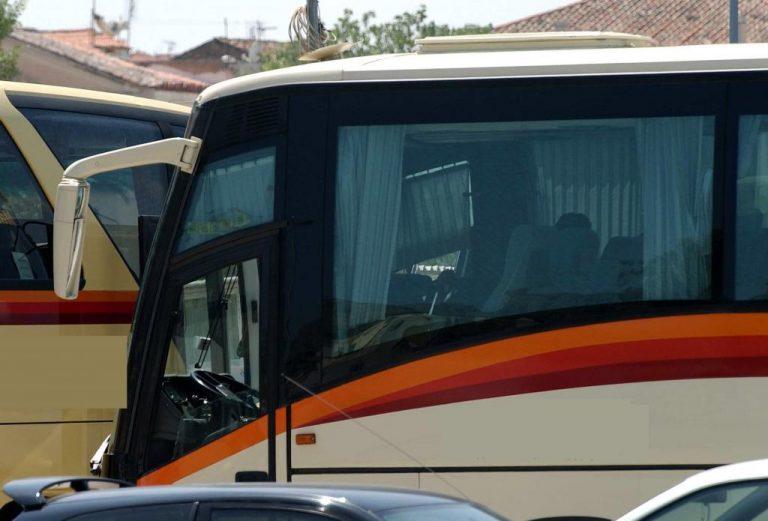 Πανικός στη Θεσσαλονίκη από φωτιά σε λεωφορείο με μαθητές!   Newsit.gr