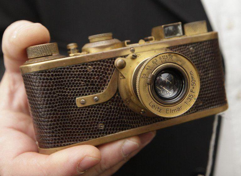 Ποσό ρεκόρ για αυτήν την φωτογραφική μηχανή! | Newsit.gr