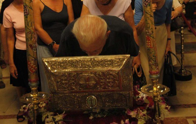Εκλεψαν λείψανα τεσσάρων Αγίων στη Χαλκιδική! | Newsit.gr