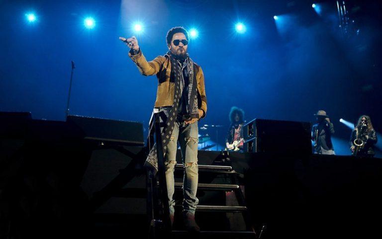 Το συγκινητικό αντίο του Lenny Kravitz στον Prince