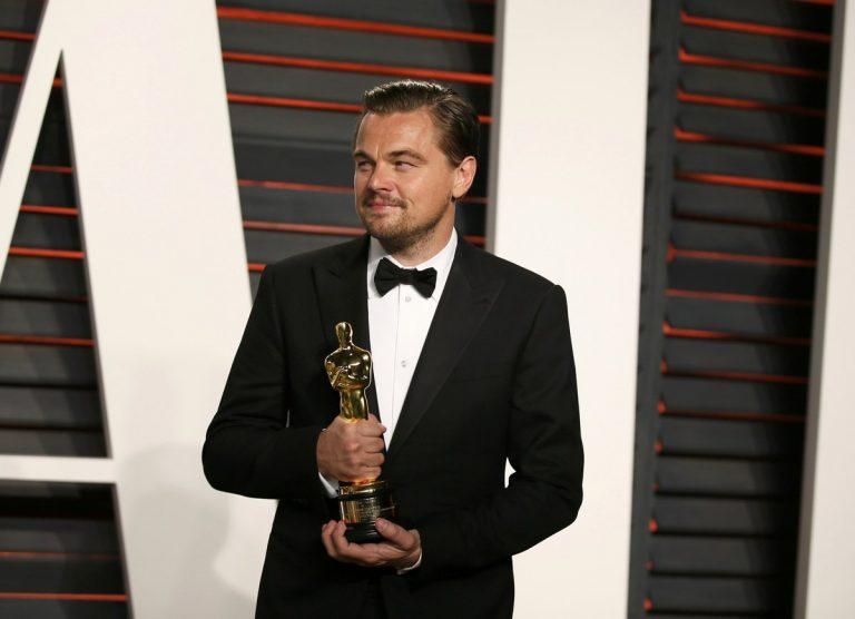 Με ποια hot ξανθιά γιόρτασε το Όσκαρ στη σουίτα του ο Leonardo DiCaprio! | Newsit.gr