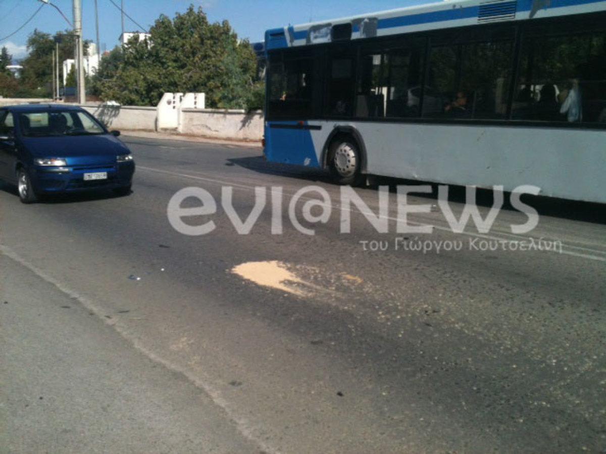 Εύβοια: Καθηλωμένος σε κρεβάτι νοσοκομείου, ο οδηγός μηχανής που τραυματίστηκε σε τροχαίο | Newsit.gr