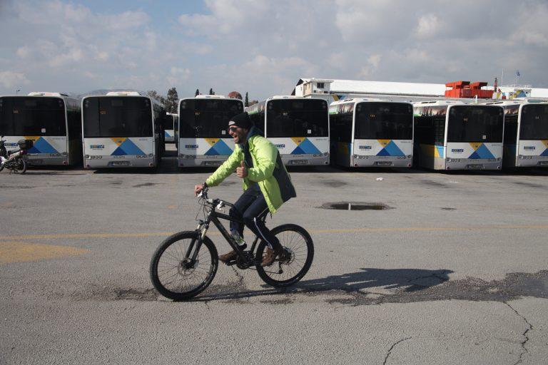 Χωρίς λεωφορεία για 6 ώρες την Πέμπτη   Newsit.gr