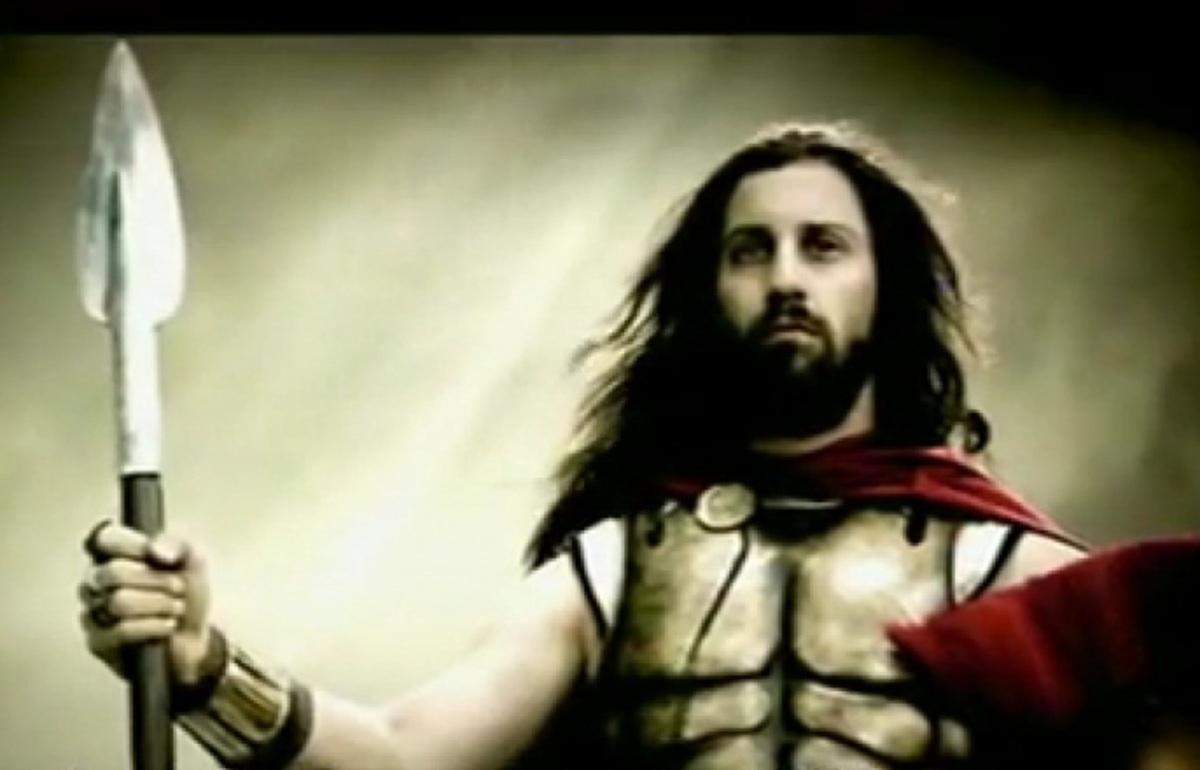 ΜΟΛΩΝ ΛΑΒΕ – Σαν σήμερα το είπε ο Λεωνίδας – Δείτε τη μάχη των Θερμοπυλών σε βίντεο!   Newsit.gr