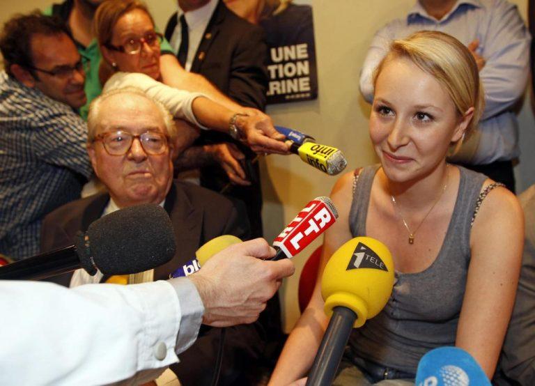 Η εγγονή Λεπέν συνεχίζει την… ακροδεξιά δυναστεία | Newsit.gr