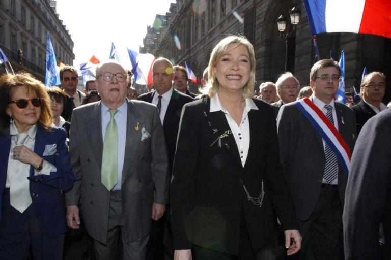 Λευκό θα ψηφίσει η Λε Πεν στις εκλογές! | Newsit.gr