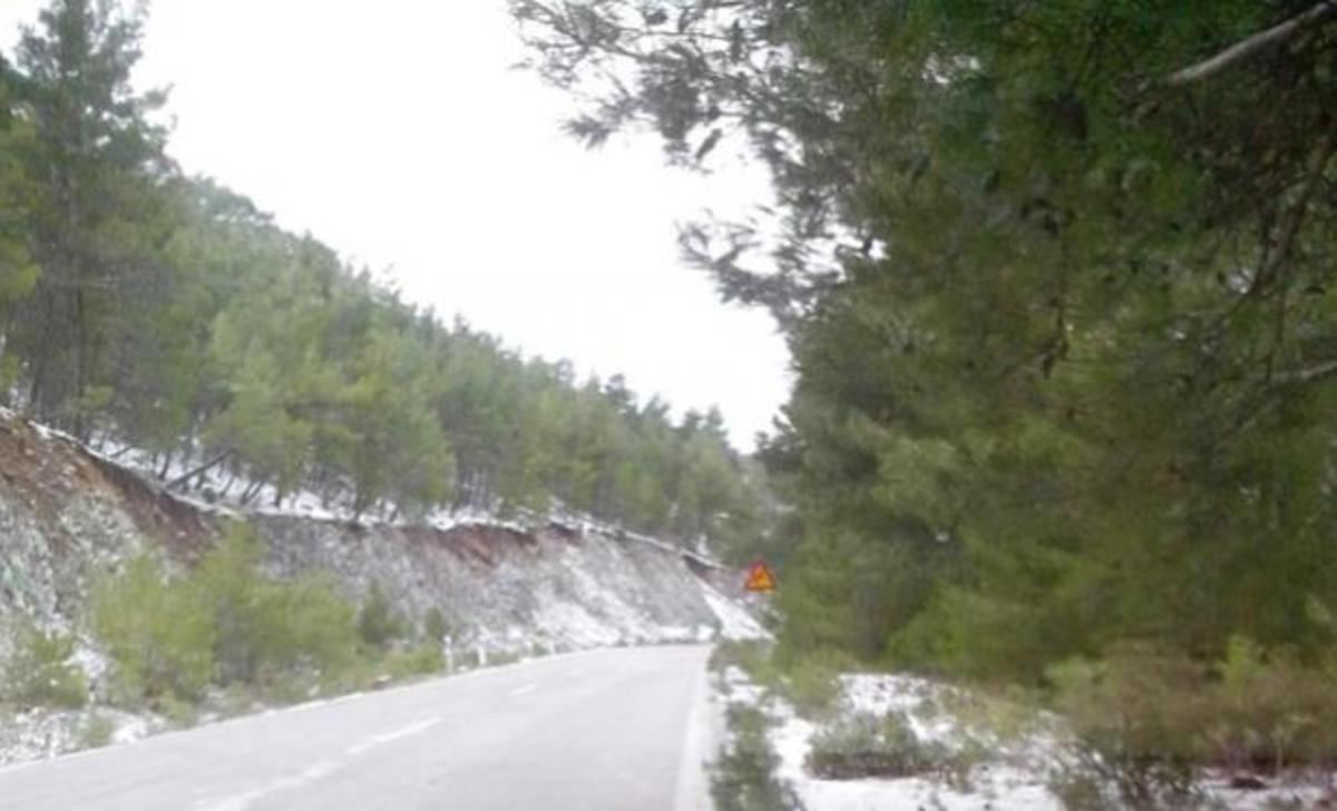 Διακοπή μαθημάτων σε περιοχές της Λέσβου λόγω του χιονιά | Newsit.gr