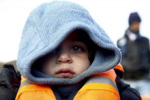 Θεοφάνεια – Λέσβος: Δεν ξεχνούν τους πρόσφυγες – Συγκίνηση και συμβολισμοί στον εορτασμό
