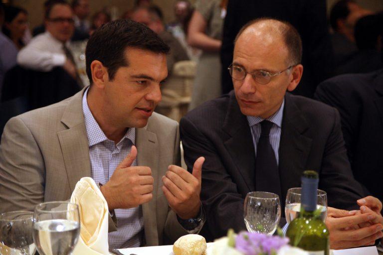 Τελικά αποτελέσματα εκλογών: Ενρίκο Λέττα: Ηγέτης ο Τσίπρας, ώρα για πράξεις | Newsit.gr