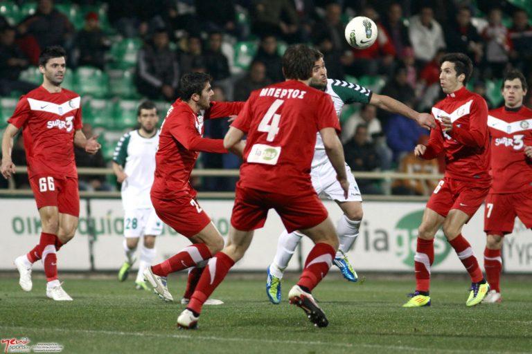 ΤΕΛΙΚΟ: Λεβαδειακός – Skoda Ξάνθη 2-0 | Newsit.gr