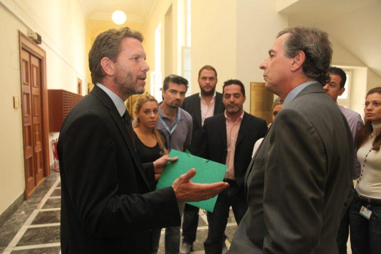 Βατοπέδι: Ο Γερουλάνος «άδειασε» τον Βουλγαράκη – Τι είπε ο Λιάπης | Newsit.gr
