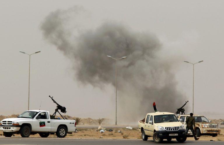 Βομβαρδίζουν την Μιζουράτα – Ο Καντάφι προελαύνει παντού – Παίρνει πίσω μία μία τις πόλεις | Newsit.gr