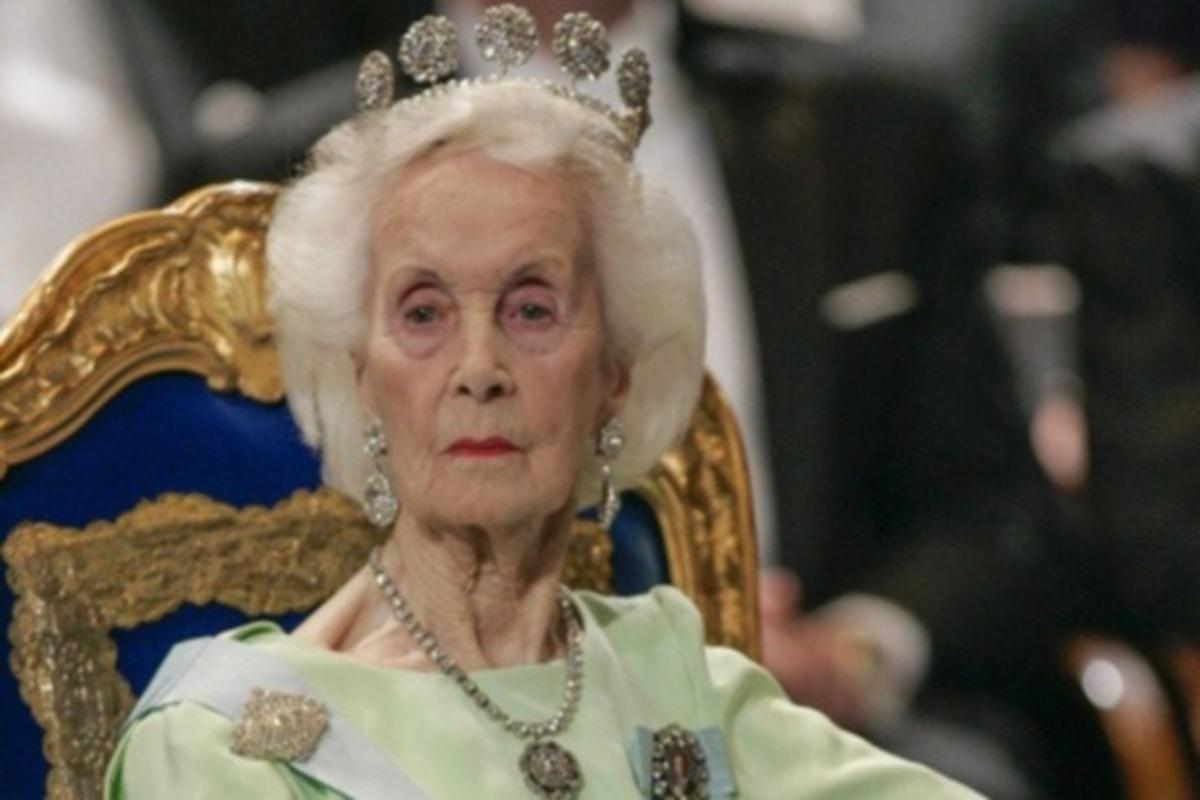 """""""Έφυγε"""" η πριγκίπισσα Λίλιαν της Σουηδίας   Newsit.gr"""