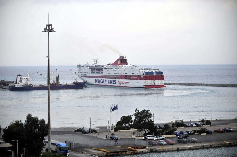 Ηλεία: Αποκλεισμένο το λιμάνι της Κυλλήνης! | Newsit.gr
