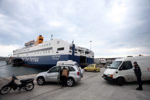 Νεκρός άνδρας στον Πειραιά – Έπεσε στο λιμάνι με το αυτοκίνητο