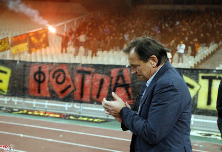 Λίνεν:Αν δεν δείξει σεβασμό ο Κατίδης θα έχει πρόβλημα | Newsit.gr