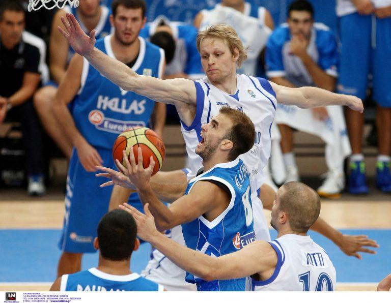 ΤΕΛΙΚΟ: Φινλανδία – Ελλάδα 61-81 | Newsit.gr
