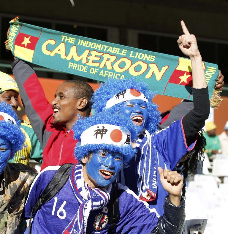 LIVE: Ιαπωνία – Καμερούν | Newsit.gr