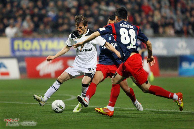 ΤΕΛΙΚΟ: Κέρκυρα – ΠΑΟΚ 0-0 | Newsit.gr