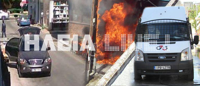 Ηλεία: Σπείρα ληστών με έδρα την Αθήνα »βλέπουν» πίσω από το χτύπημα στη χρηματαποστολή!   Newsit.gr