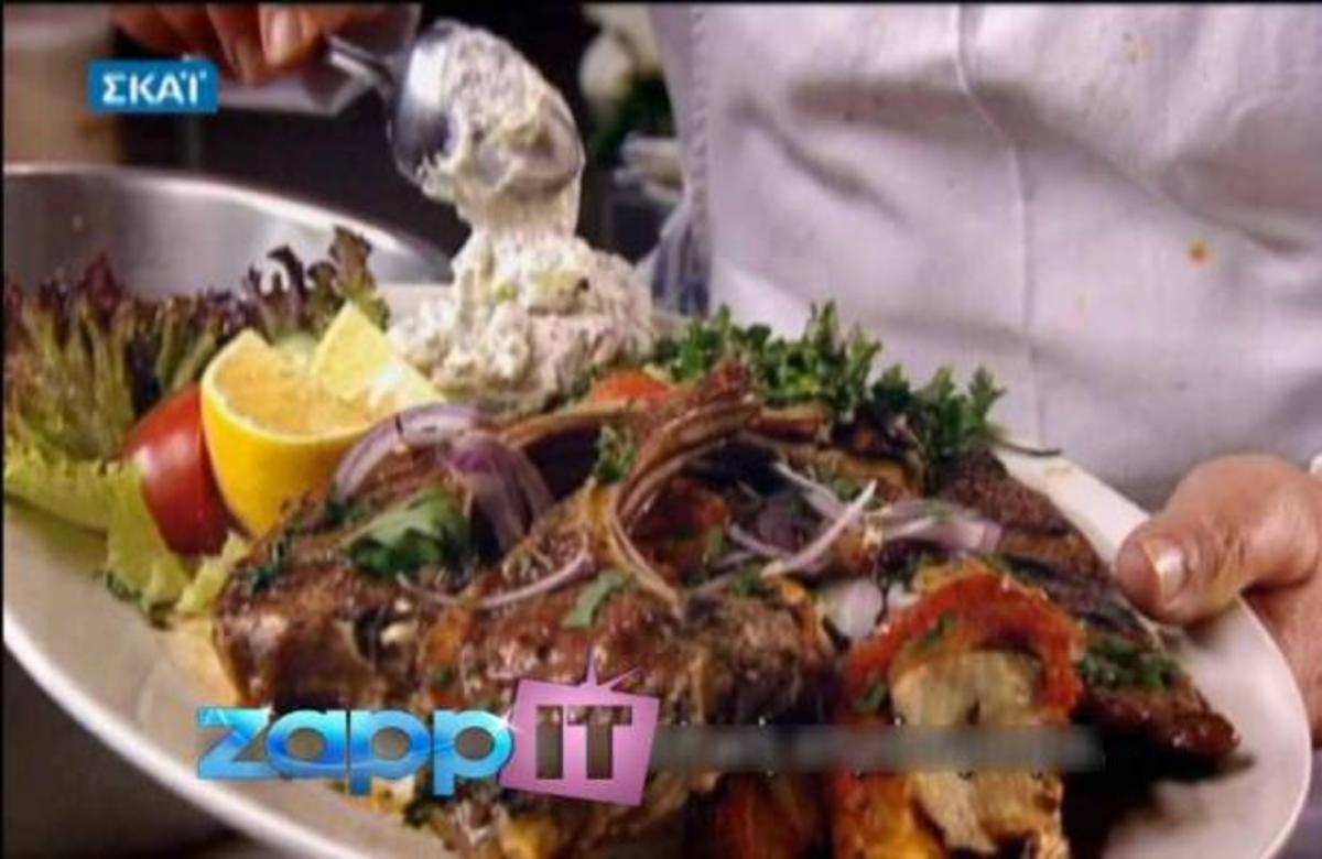 Ελληνικό εστιατόριο διακρίθηκε σε εκπομπή του εξωτερικού! | Newsit.gr