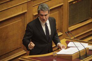 Λοβέρδος: Τυπικά δεν υπάρχει ζήτημα παραίτησης της Γεροβασίλη αλλά…