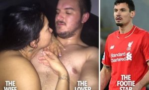 Απατημένος παίκτης της Λίβερπουλ άφησε το Euro για το γάμο του [pic]