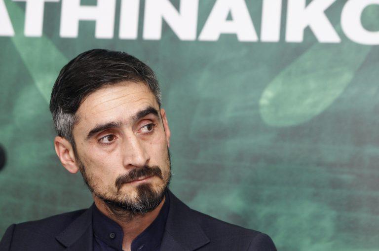 Παναθηναϊκός, Λυμπερόπουλος: «Είμαστε μια χαρούμενη ομάδα»   Newsit.gr