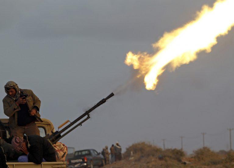 Μάχη μέχρι τέλους – «Νίκη ή θάνατος» για Καντάφι και εξεγερμένους   Newsit.gr