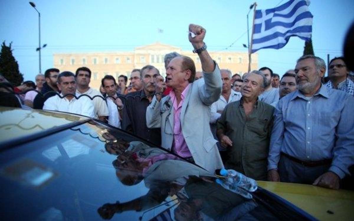 Απεργία διαρκείας παντού πρότεινε ο Πρόεδρος των ταξιτζήδων | Newsit.gr