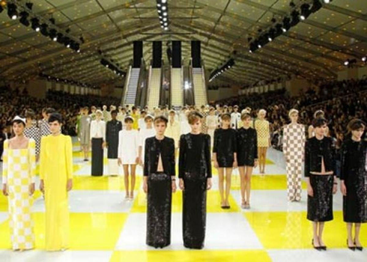 Louis Vuitton: Το show του οίκου για την Άνοιξη- Καλοκαίρι είναι εντυπωσιακό!   Newsit.gr