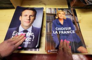 Γαλλία – Εκλογές 2017: Τι λένε οι δημοσκοπήσεις