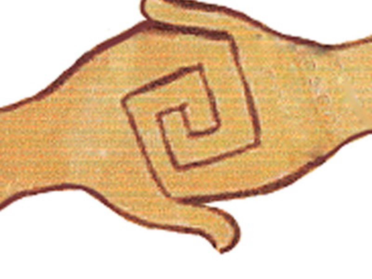 O αρχαίος μαίανδρος και η σβάστικα.Αλήθειες,ψέμματα και εκμετάλλευση | Newsit.gr