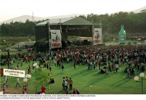 Αρχίζει την Παρασκευή το Rockwave Festival