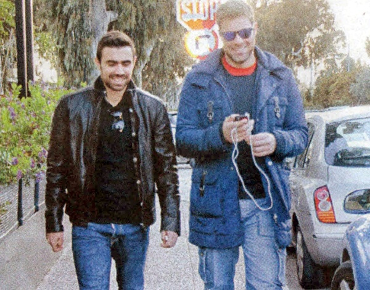 Ο Μανιάτης σε βίντεο κλιπ του Χολίδη! – Δείτε το   Newsit.gr
