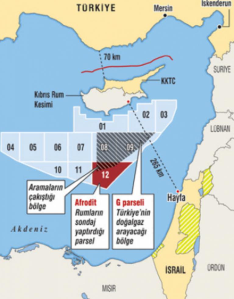 Με …χάρτες απειλούν οι Τούρκοι! Που «στέλνουν» το Πίρι Ρέϊς | Newsit.gr