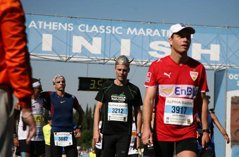 19.000 δρομείς από 106 διαφορετικές χώρες θα τρέξουν στον 29ο Κλασικό Μαραθώνιο της Αθήνας! | Newsit.gr