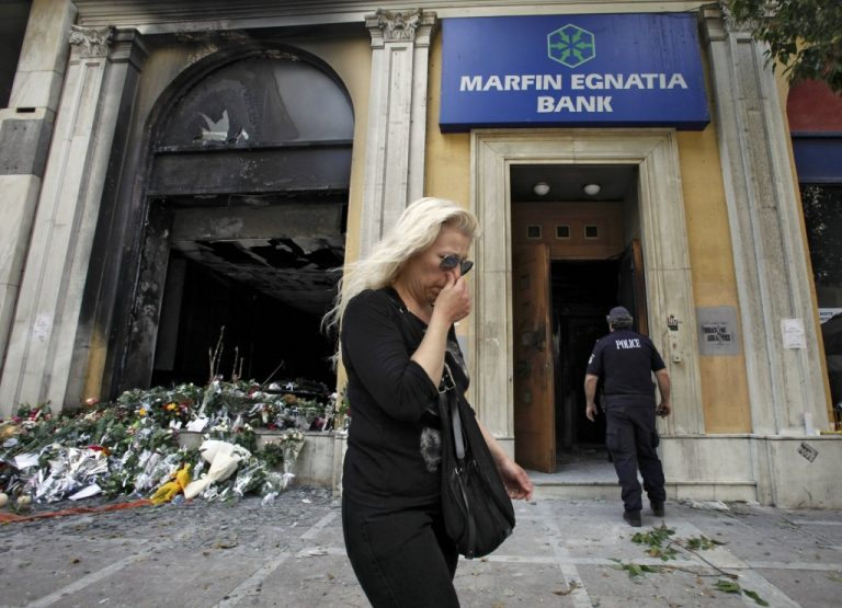 Βγενόπουλος: οργανωμένο σχέδιο δολοφονίας η επίθεση στη Marfin | Newsit.gr