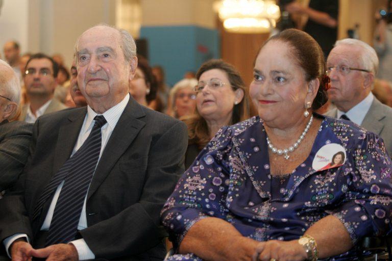 Επιδεινώθηκε η υγεία της Μαρίκας Μητσοτάκη | Newsit.gr